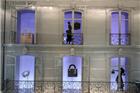 Dior印尼雅加达店创意橱窗欣赏
