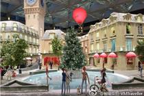香港置地广场《圣诞系列》设计