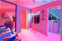 纽约Pop-Up 期间限定店店面装潢设计