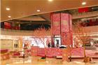 杭州万象城农历新年主题装饰