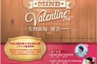 2014香港泉湾广场情人节海报与企划方案