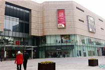 每周一店:联商实拍杭州银泰城情人节装饰