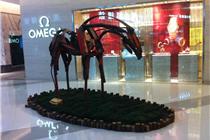 香港商场实拍图集