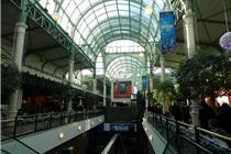 欧洲谷的大型购物中心——巴黎Val d'Europe