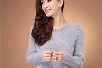 中国最年轻女富豪纪凯婷个人资料及照片