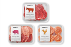 国外生鲜肉类包装组图