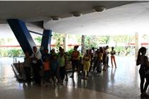 全球最大的冰淇淋店——古巴COPPELIA