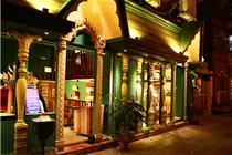 厦门浪漫的咖啡厅