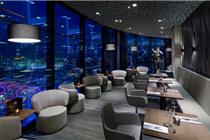 未来主义酒店——阿姆斯特丹弗莱彻内景展示