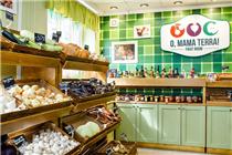 国外超温馨的果蔬店面陈列