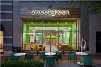 美国sweetgreen餐厅设计