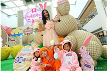 香港各大商场4月份活动方案及美陈装饰