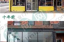 纽约街头零售店的十年演变映射:不变就等死