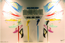 NIKE(中国)专卖店橱窗展示
