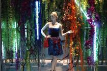美橱速递:Dior香港中环置地广场店(2014春)