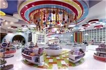 儿童一站式购物:儿童世界(Kid's Cavern)澳门店设计