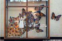 2014ANTHROPOLOGIE的地球日主题橱窗设计