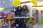 超市儿童区商品陈列赏析