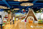Pororo主题乐园22日于北京爱琴海购物中心开业