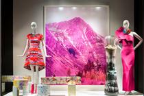 Bergdorf Goodman春季橱窗