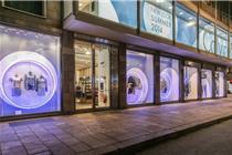 Calvin Klein Jeans米兰、伦敦旗舰店夏季橱窗