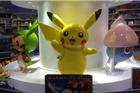 日本口袋妖怪宠物小精灵专卖店实拍