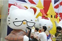 杭州银泰城的儿童节活动