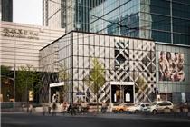 亚洲最大的巴宝莉旗舰店——上海旗舰店