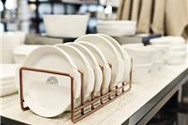 丹麦最大百货公司MAGASIN du Nord的厨具陈列
