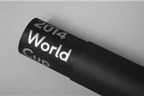 2014年巴西世界杯官方赛程挂图