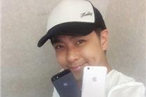 林志颖爆料苹果iphone6谍照真机画面