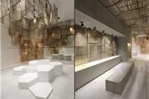 法国伊莎贝尔店铺室内设计