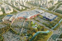 宜家首家购物中心开业促销及现场图