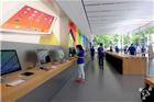 波特兰苹果零售店开张 现场实拍