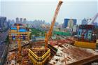 徐州东新增商业部分 +雨润进度 +万达几张