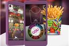 McDonald麦当劳世界杯薯条包装设计
