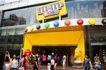 每周一店:M豆巧克力上海旗舰店