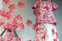 中国风韵味十足的橱窗陈列
