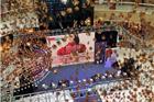 金华万达广场正式开业 首日客流突破30万