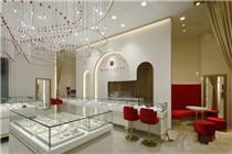 日本maharaja珠宝店设计