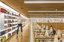 巴西圣保罗文化书店商业设计