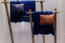Loewe香港置地店橱窗陈列