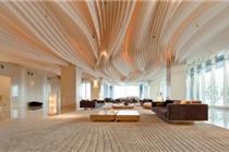 芭堤雅希尔顿酒店室内环境