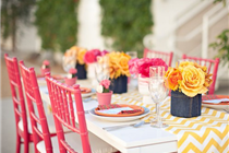 28款颜色艳丽的餐厅设计赏析