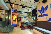 巴西三叶草原创品牌游击店设计
