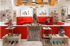 荷兰国有百货店V&D 休息区比卖场重要