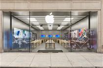 A.R.E2014年零售设计大奖——苹果商店假日橱窗陈列