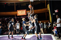 Pigalle x Nike 纽约站篮球比赛日现场装饰及活动集锦