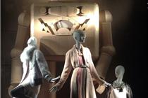 纽约波道夫·古德曼百货橱窗