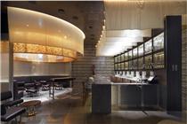 新加坡的瓦库翰餐厅设计